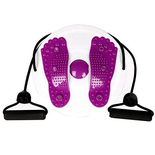 Plataformas De Equilibrio para Fitness - Tabla De Equilibrio Fitness, Balance Board Fitness Placa De Entrenador De Abdomen para Fisioterapia