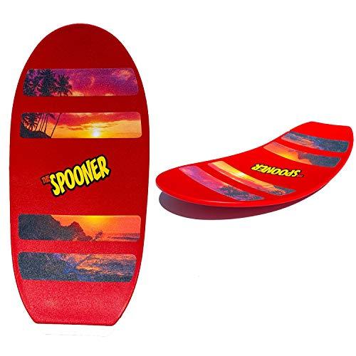 Spooner (スプーナー)/Freestyleフリースタイル 正規品 スケートボード バランスボード スケボ 乗用...