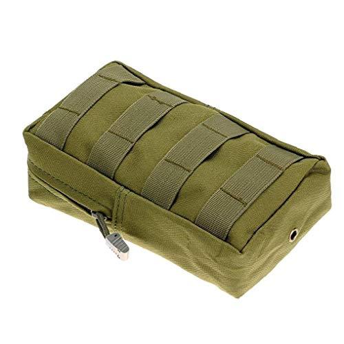YZLSM Multiuso Táctico Bolsa Impermeable Casual Cinturón De Cintura Bolsa De Aire La Bolsa De Mensajero para Hombres Y Mujeres Conexión De Nylon Impermeable