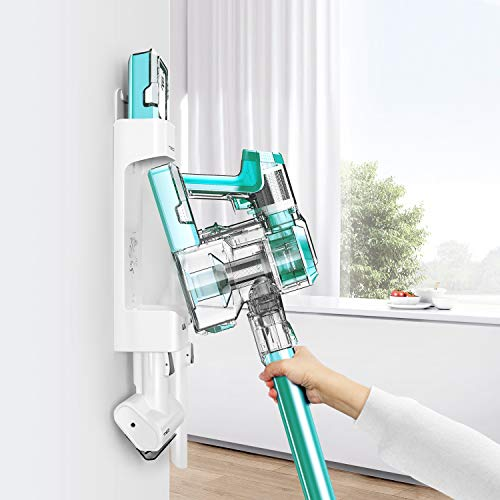 Tineco A11 Master+ Cordless Vacuum Cleaner, 450W Rating Power High Suction,Dual Charging Wall Mount, Lightweight Handheld Stick Vacuum, 2 LED Brush for Pet Hair Hardwood Floor, 2 Year Warranty