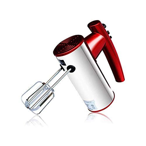XOI LKNJLL 8 Speed Hand Mixer with Stand,Egg Beater High Power Eggbeater and Noodle Cream Mixer Baking Eggbeater