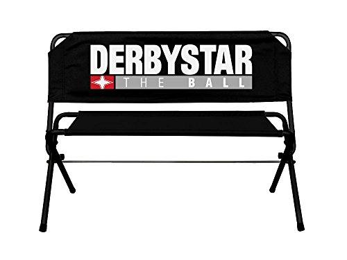 Derbystar Mobile Sitzbank-4187000000 Sitzbank, schwarz, 112 x 53 x 86 cm