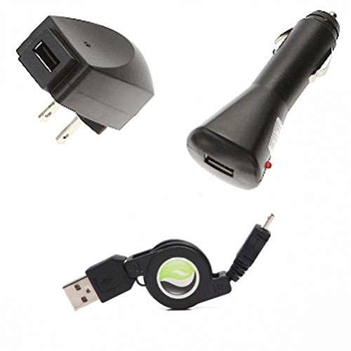 Vigor White 6ft Long USB Data Cable Charging Power Wire for Nokia Lumia 430 520 521 530 535 635 640 XL 710 735 810 820 822 830 925 928 1020 Icon 920 925 1520 1320 LG Lancet Leon
