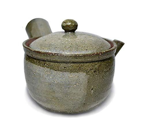 SHIGARAKI Keramik G5–2708kyūsu Teekanne Tsuchi No Oto Earth Farbe (Japan Import)