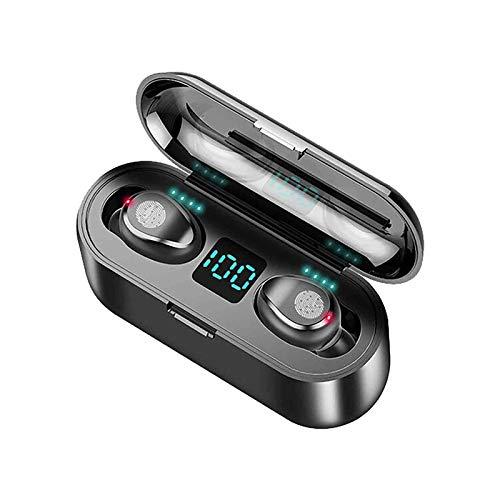 Auriculares Bluetooth 5.0 inalámbricos F9 TWS Sport inalámbricos
