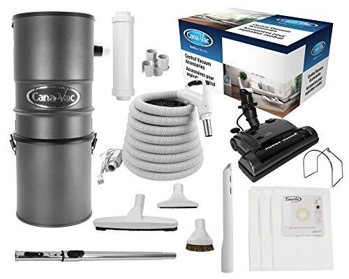 CanaVac CV700DP Ethos Series Central Vacuum Cleaner -...