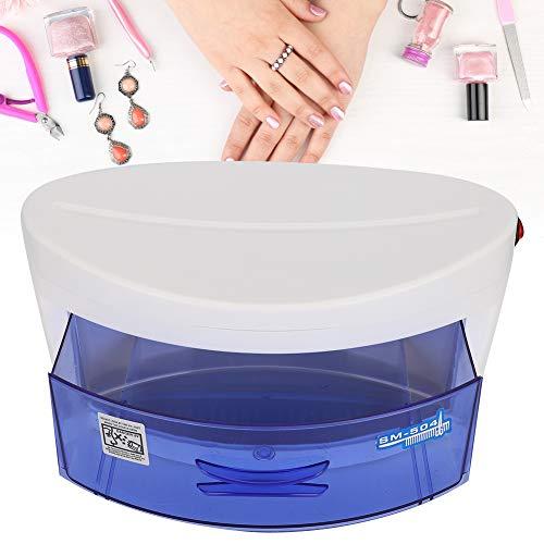 UV Sterilisator LED Desinfektion Gerät, UV Sterilisator, Sterilisator Box, Profi UV LED Nail Art Desinfektion Gerät Maniküre Metall Kunststoff Werkzeuge Sterilisator Box für Maniküre