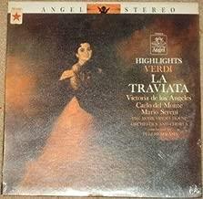 La Traviata Highlights Vintage 4-Track, 7 ½ ips, Stereo Reel-To-Reel Tape