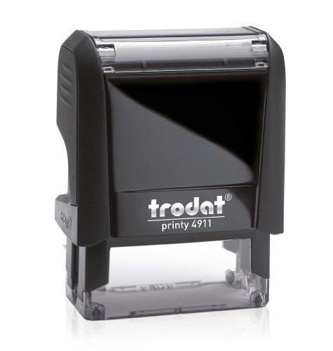 Trodat 4911 Printy MINT mit Textplatte max. 4 Zeilen Abdruckflche max. 38 x 14mm mit Gutschein fr Kostenlose Textplatte