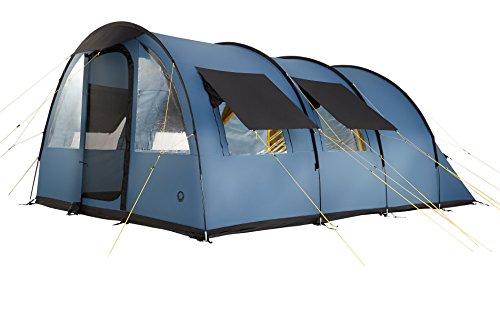 Grand Canyon Helena 6 - Tenda familiare (tenda da 6 persone), blu/nero, 302212