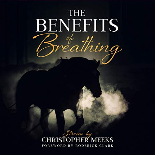 The Benefits of Breathing Audiobook By Christopher Meeks cover art