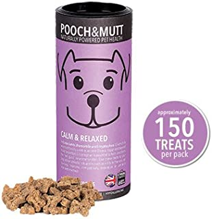 calm and relaxed dog food