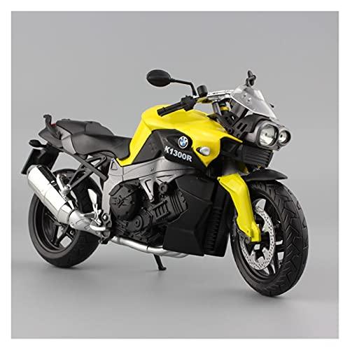 Boutique 1/12 For BMW K1300R Muscle Bike Motorcycle Models & Diecast Vehicle Replicas Toy Children Motorrad Motorbike