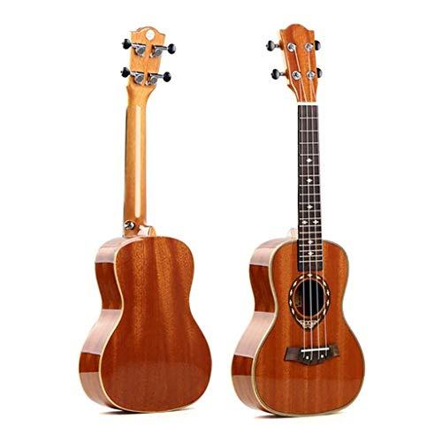 QJL_ANA Ukulele Weiblich Anfänger Kinder männlich 24 Zoll Anfänger Kleine Gitarre Ukulele