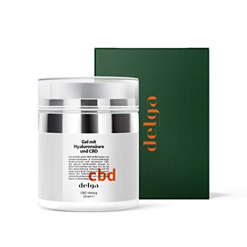 Hyaluron-CBD Gel | Vegan |Pflege bei...