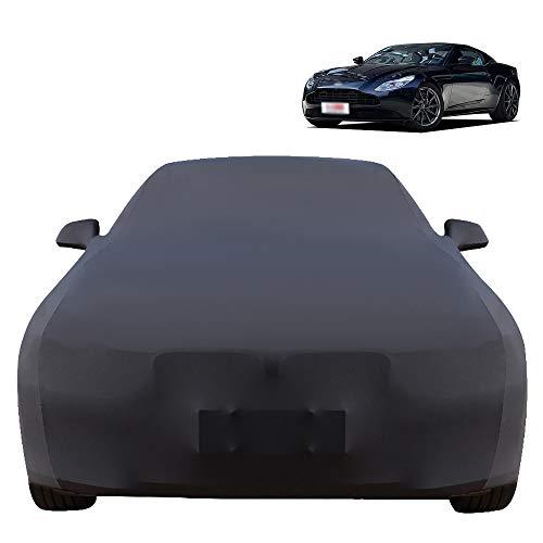 Wanjun La Funda para Coche Es Compatible con Aston Martin Db11, Funda para Coche De Tela Elástica,