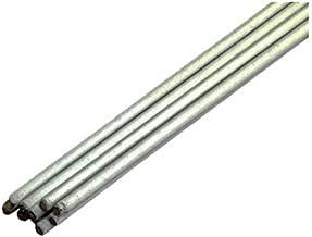 Forney 48490 Flux Coated Bronze Brazing Rod, 3/32-Inch-by-18-Inch, 10-Rods