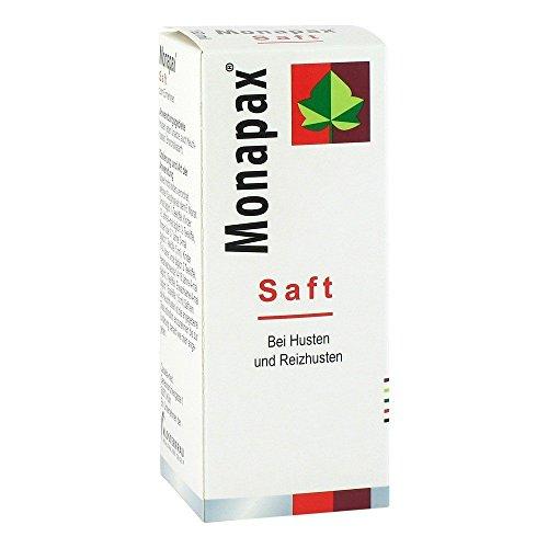 Monapax Saft bei Husten und Reizhusten, 150 ml Lösung