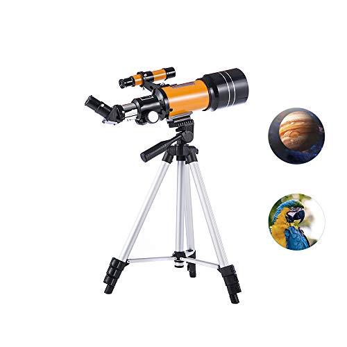 DDSGG Telescopio Astronomico Professionale per Vedere Tutti I...