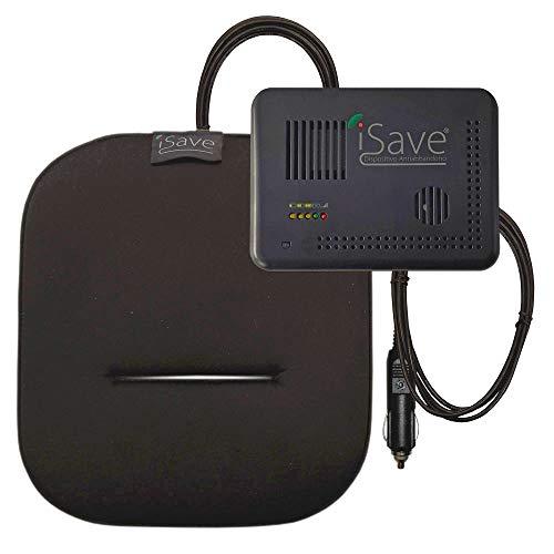 iSave Dispositivo Antiabbandono Sistema a Norma di Legge Anti Abbandono per sicurezza bambini su seggiolino auto - MONO (1 cuscino con sensore)