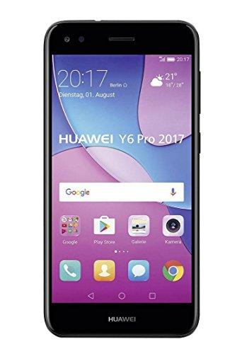 Huawei 51091ULY 12,7 cm (5 Zoll) Y6 Pro 2017, Smartphone, 16MB Schwarz