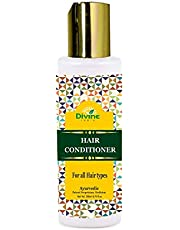 Divine India Herbal Hair Conditioner With Aloe Vera, 200Ml