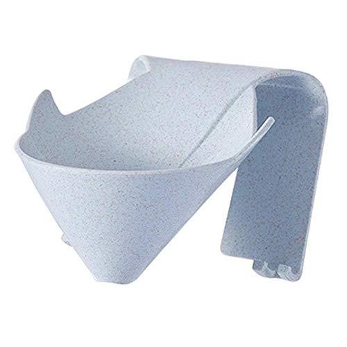 TUOF Gratis punch zeepkist badkamer drain rack badkamer gratis punch zeepkist wandrek gereedschap, Als foto