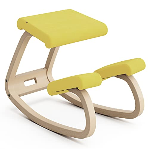 Varier Variable ergonomische Sitzfläche, Holz