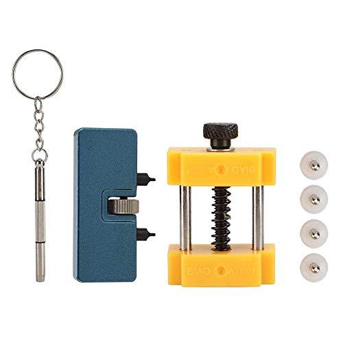 時計ツール防水時計ケース開口部、時計修理ツール、DIY家庭用時計バックケース開口部時計修理時計メーカー、時計バンドツール