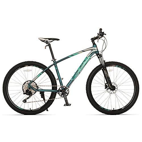 BMDHA Bicicleta De montaha,Bicicleta 27,5 Pulgadas 12 Velocidades,Bicicleta Montana Adulto Eje Inferior Sellado Antideslizante Bicicletas De Montana