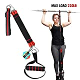 Pull Up Assist Band, Premium Powerlifting Stretch Resistance Bands Portable Fitness Resistance Band to Improve Arm, Shoulders and Chest Strength Easy to Use(Black)