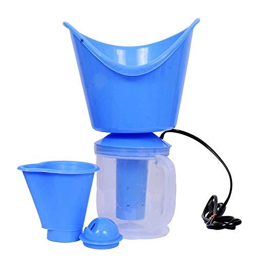 Generic Plastic 3 In 1 Steamer Cum Vaporizer, Nozzle Inhaler, Facial Sauna (Multicolour)