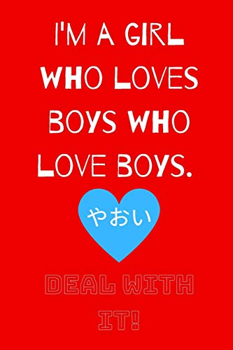 Deal With It: For the Love of Yaoi (Red Cover)