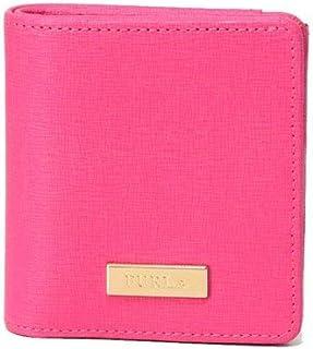 [フルラ] コインケース レザー コンパクト 二つ折り 財布 小銭入れ ピンク 952695 [並行輸入品]