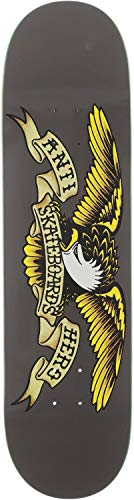 Anti Hero Skateboard Aquila Classic Eagle - inkl. Grip (8.25