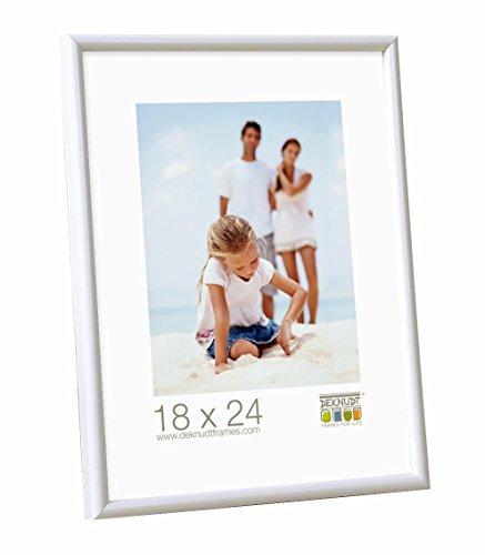 Deknudt Frames S011S1 50x75 Marco Blanco Resina