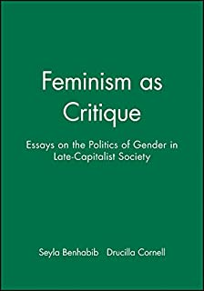 Feminism as Critique: Essays on the Politics of Gender in Late-Capitalist Society