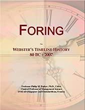 Foring: Webster's Timeline History, 80 BC - 2007