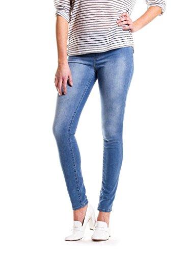 Carrera Jeans - Jeggings per Donna, Look Denim, Trattamento con Aloe Vera IT L