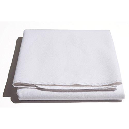 Motherhood 5901323920431 Wasserdichte Betteinlage, 90 x 65 cm, weiß