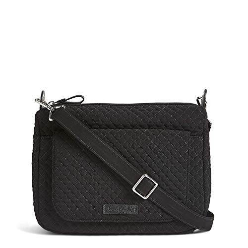 Vera Bradley Women's Carson Mini Shoulder Bag, Signature Cotton, One Size