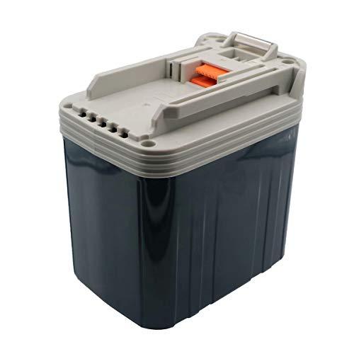 Batería recargable de 3000 mAh MAK24 NiMH de repuesto de 24 V para batería Makita B2430 B2417 B2420 BH2430 BH2433
