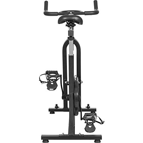 Gorilla Sports Vélo d'appartement - Racing Bike 1.0
