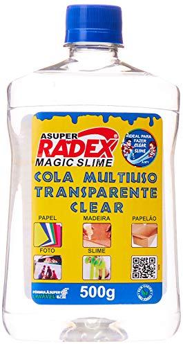 Radex Cola Multiuso Transparente Clear, 500g