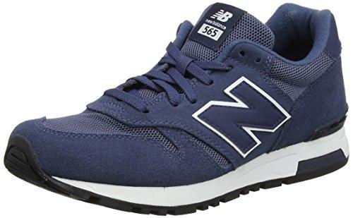New Balance Herren ML565 Sneaker, Blau (Blue/ML565BLN), 40 EU