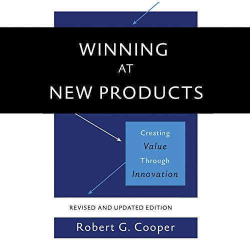 Winning at New Products audiobook cover art