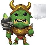 Pop Games: Spyro el dragón – Gnasty Gnorc Pop! Figura de Vinilo (Incluye Funda Protectora Compatible con Pop Box)
