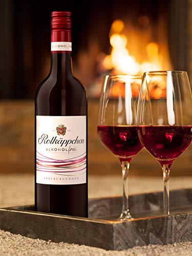Rotkäppchen Wein Alkoholfrei Spätburgunder - 4
