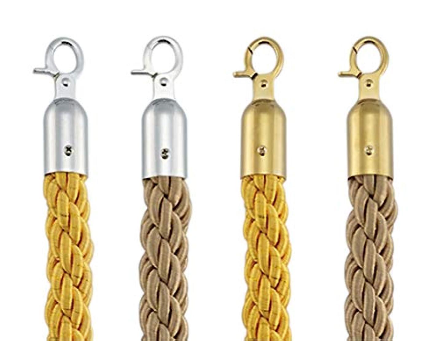 ヒール展開するテザーアズワン ガイドポール用ロープ クローム用 ベージュ/61-7336-24