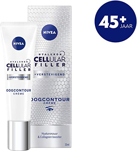 Nivea Cellular Anti-Aging Augencreme, 15 ml